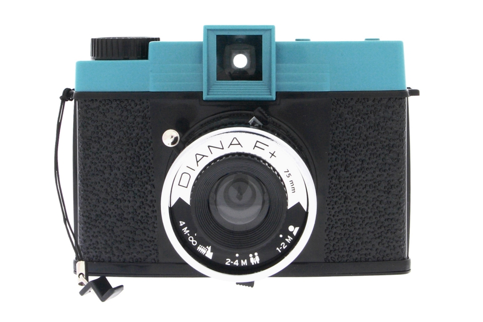 My New Diana F+