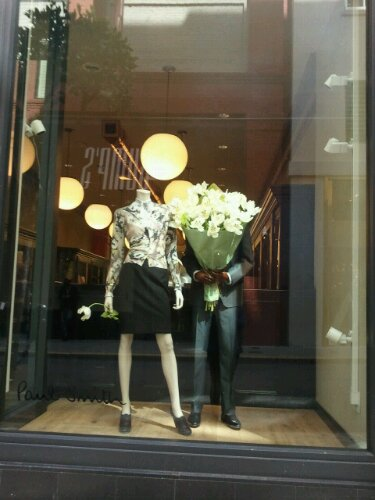 Window Dressing: Paul Smith