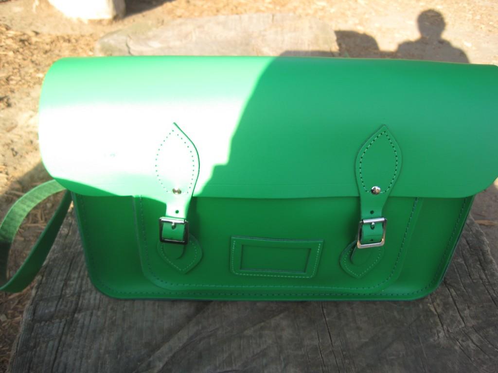 My New Bag: The Cambridge Satchel
