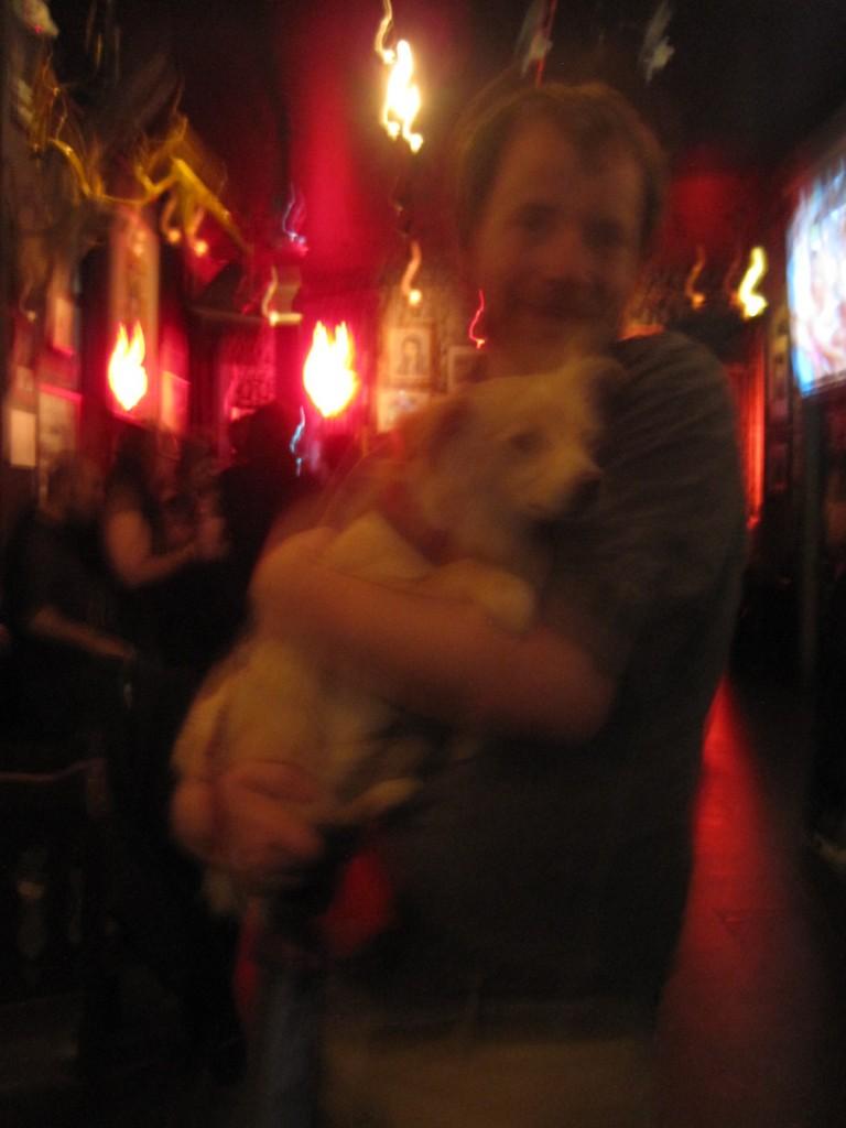 Astor Goes Clubbing