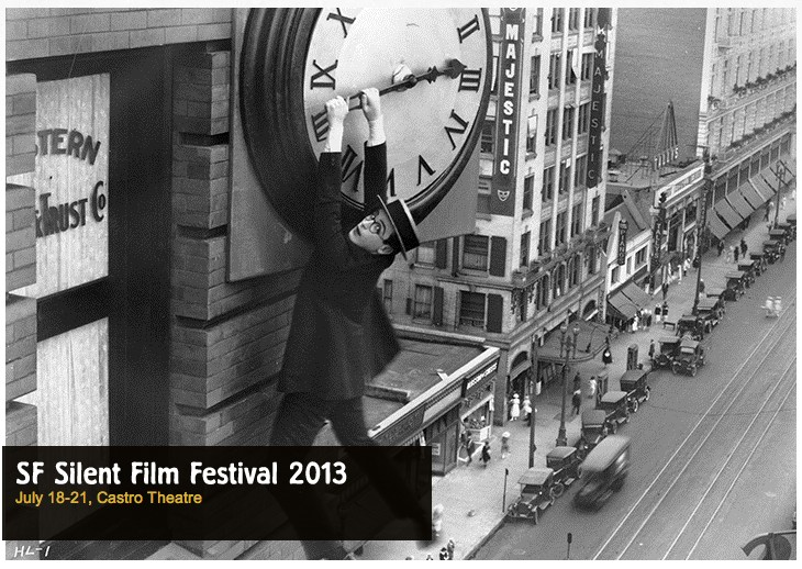 San Francisco Silent Film Festival 2013
