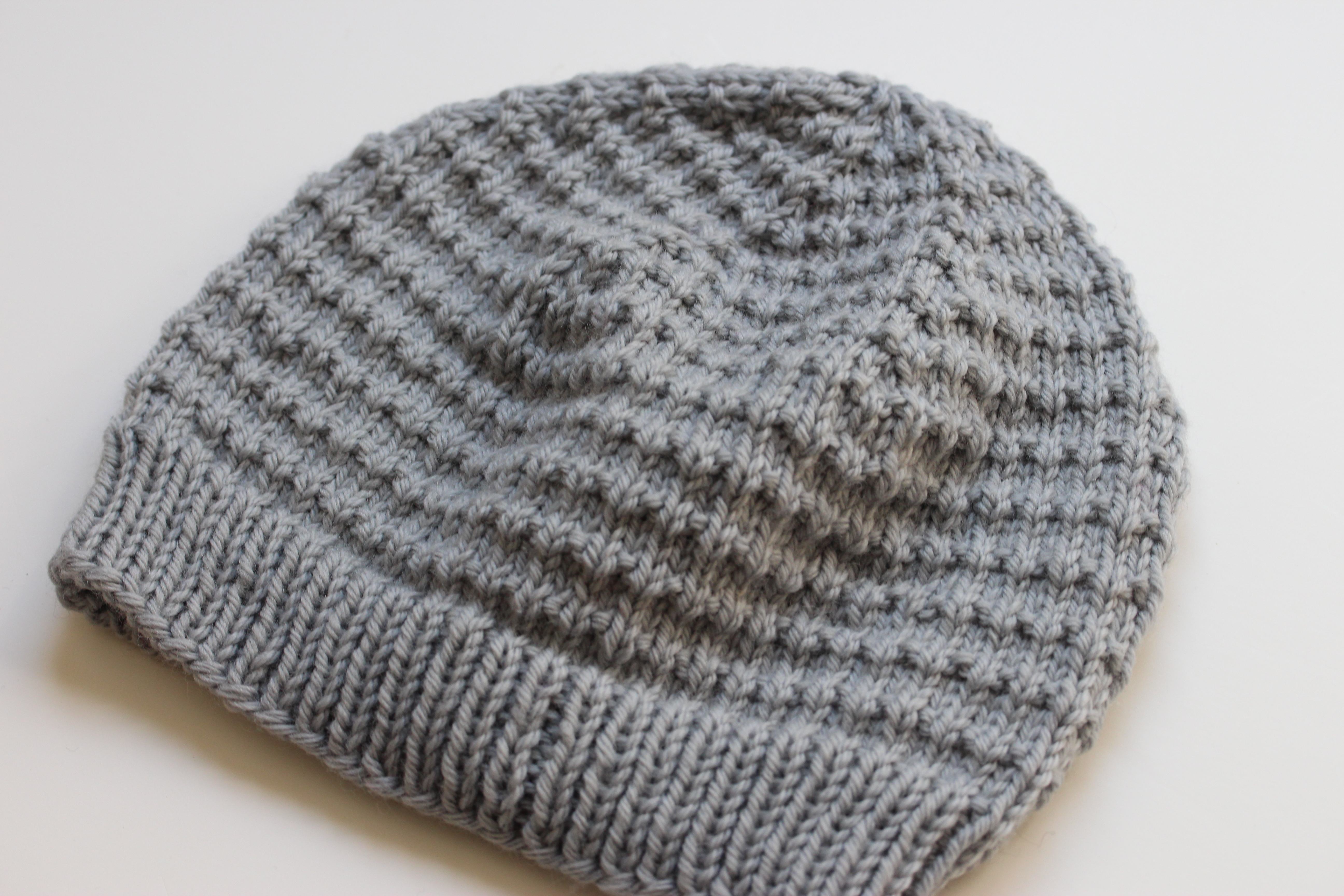 Knit: House of Cards Hat – Tracy Tran