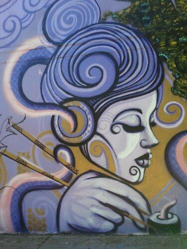 Stumbling onto Street Art