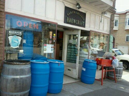 San Francisco Brewcraft