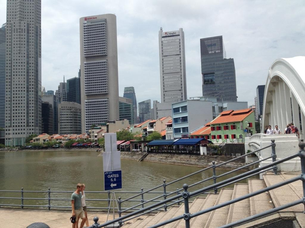 Singapore: Straight Edge Fun