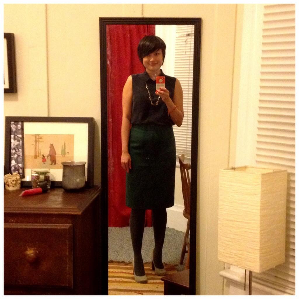 Selfie Time: Getting Old