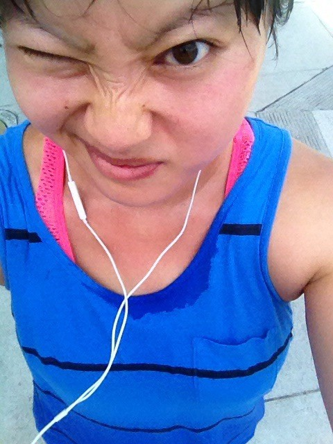 Staving Off Death & Fat: AKA Gettin' Fit or Why Did I Sign up for a Half Marathon?