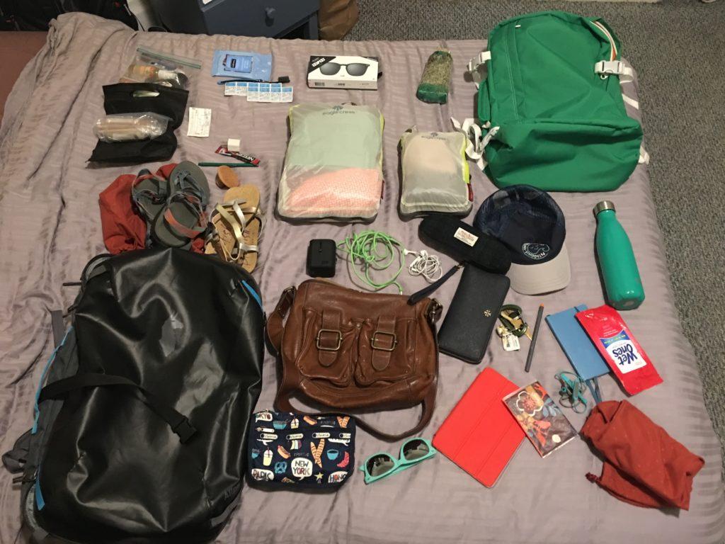 Super Travel Bag Review Post